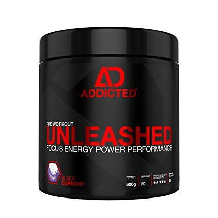 Addicted Pre Workout HARDCORE Booster