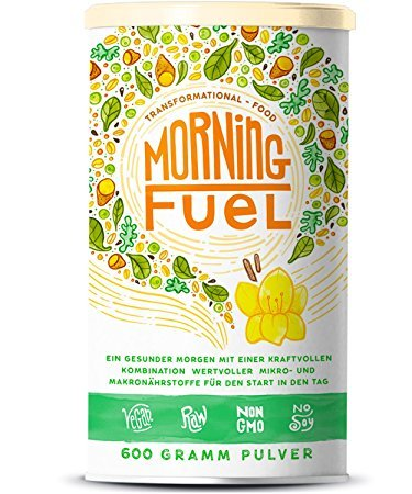 Alpha Foods Morning Fuel