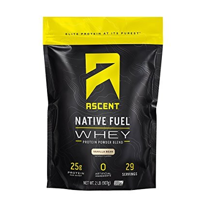 Ascent Protein Native Fuel Whey Protein