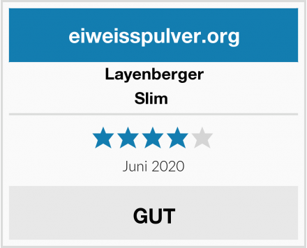 Layenberger Slim  Test