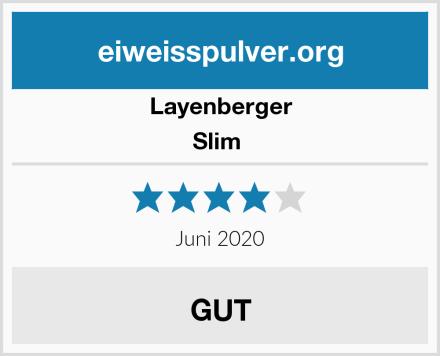 Layenberger Slim  Test