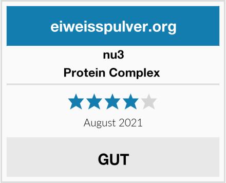 nu3 Protein Complex  Test