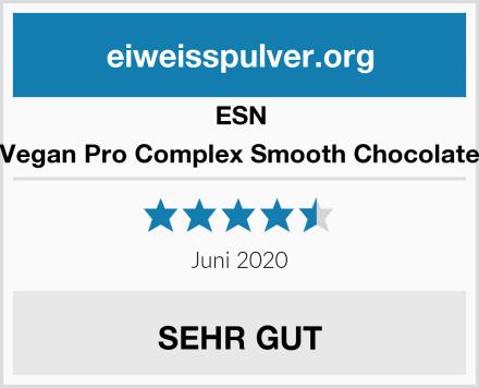 ESN Vegan Pro Complex Smooth Chocolate Test