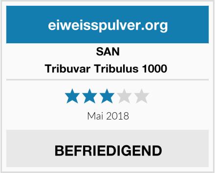 SAN Tribuvar Tribulus 1000  Test