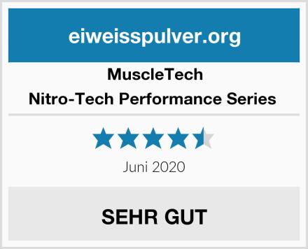 MuscleTech Nitro-Tech Performance Series  Test