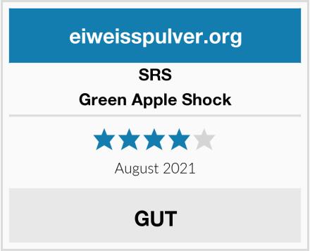 SRS Green Apple Shock Test