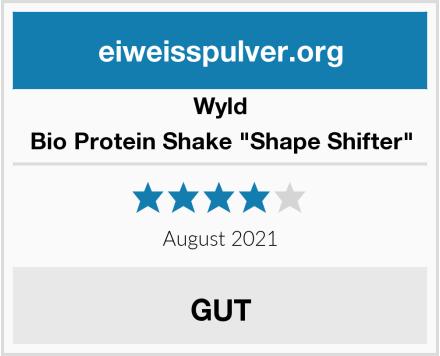 "Wyld Bio Protein Shake ""Shape Shifter"" Test"