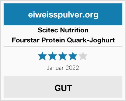 Scitec Nutrition Fourstar Protein Quark-Joghurt Test