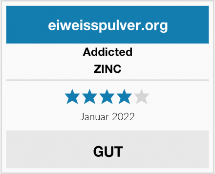 Addicted ZINC Test