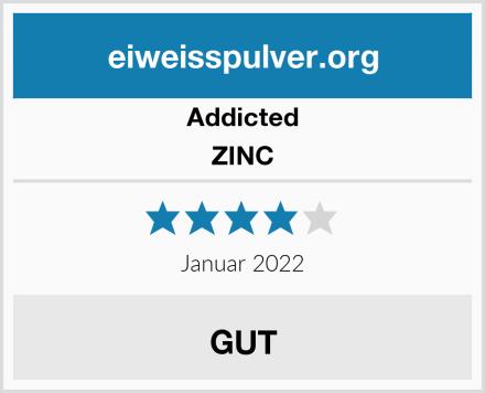 Addicted ZINC Test