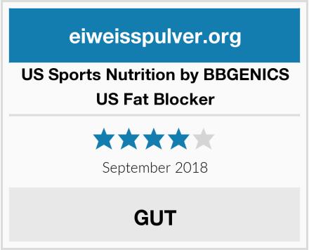US Sports Nutrition by BBGENICS US Fat Blocker Test