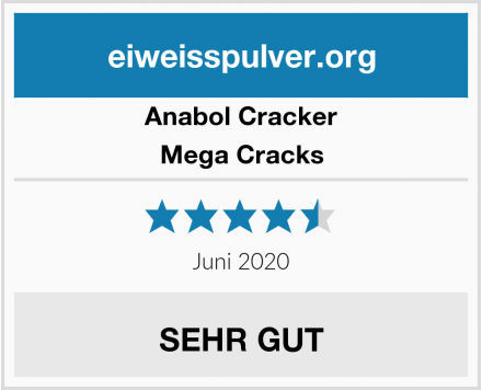 Anabol Cracker  Mega Cracks Test