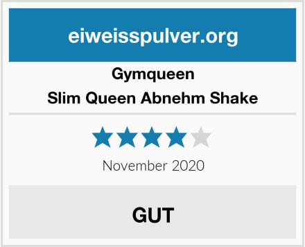 GymQueen Slim Queen Abnehm Shake Test