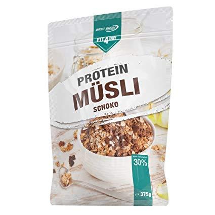 Best Body Nutrition Fit4Day Protein Müsli Schoko
