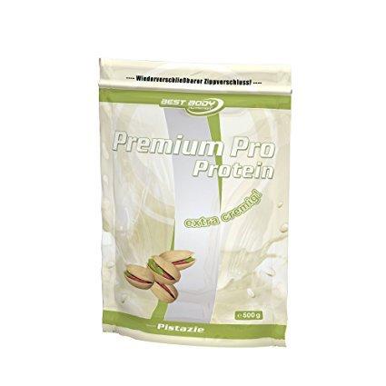 Best Body Nutrition Premium Pro Protein Pistazie