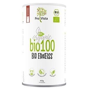 Bio Eiweißpulver
