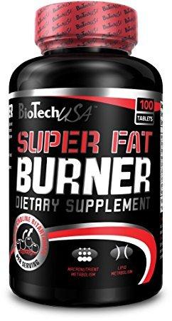 BioTech USA USA Super Fat Burner