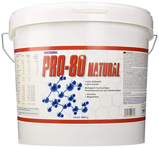 BMS Pro-80 Natural