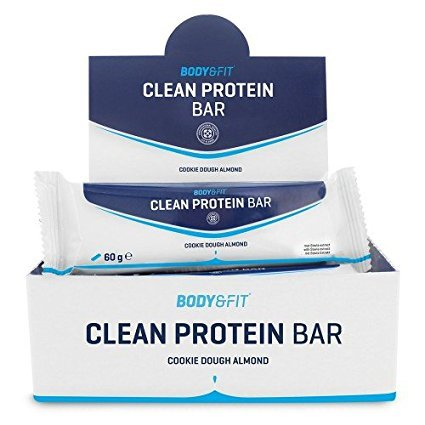 Body&Fit Clean Protein Bar