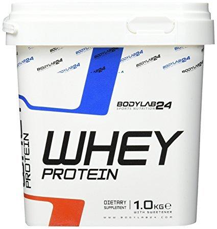 Bodylab24 Whey Protein Eiweißpulve Pistazie