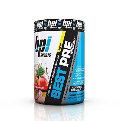 BPI Sports Best Pre