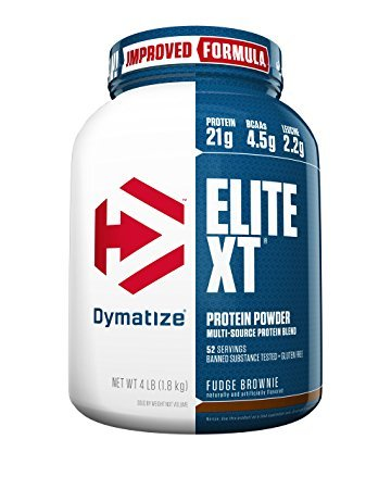 Dymatize Elite XT Fudge Brownie