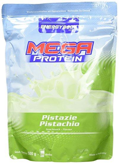 Energybody Mega Protein Pistazie
