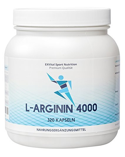 EXVital L-Arginin 4000