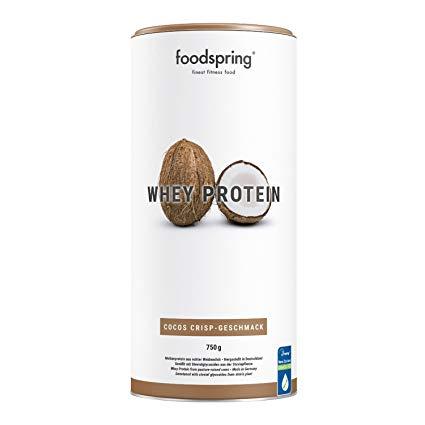 Foodspring Whey Protein Pulver