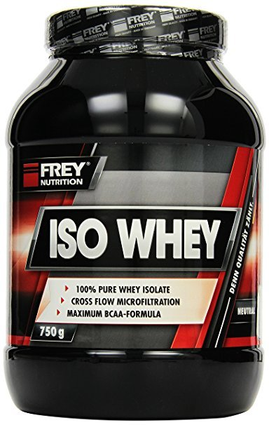 Frey Nutrition Iso Whey Neutral