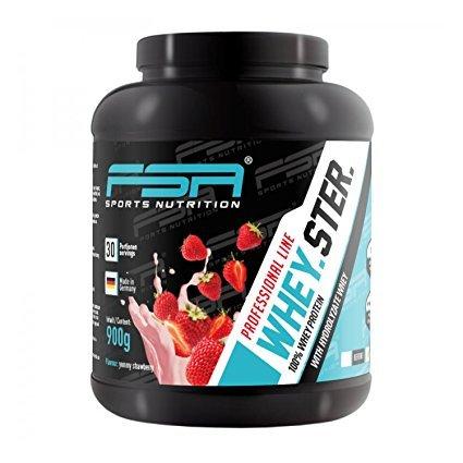 FSA Sports Nutrition Whey Protein Eiweißpulver