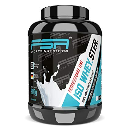 FSA Sports Nutrition Whey Protein Isolat