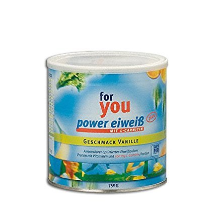 Hansepharm Power Eiweiss Plus Vanille Pulver
