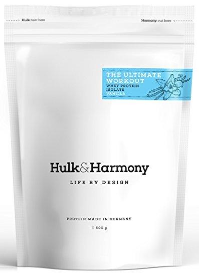 Hulk&Harmony Premium Whey Protein Isolate (WPI)