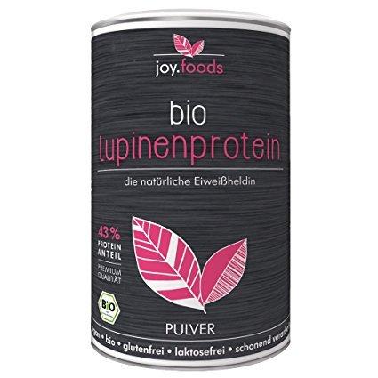 joy foods Bio Lupinen Protein