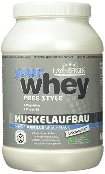 Layenberger Your Whey 4 Sport Protein-Shake Vanille