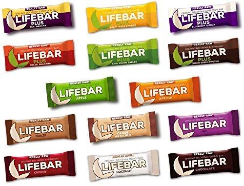 Lifefood Lifebar + Lifebar Plus Set