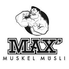 MAX MUSKEL MÜSLI Eiweißpulver