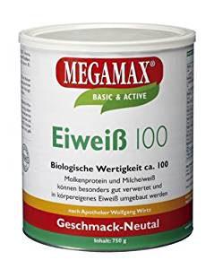 Megamax Eiweißpulver