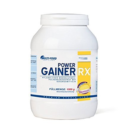 Multi Food POWER GAINER RX Weight Gainer