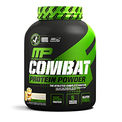 Muscle Pharm Combat Powder Cookies & Cream