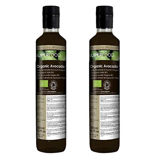 Naissance Bio Avocadoöl, nativ