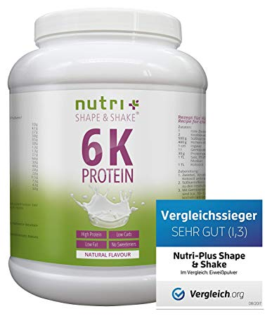 Nutri-Plus Protein Neutral 500g