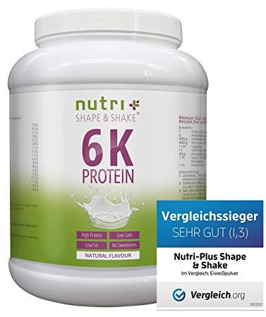 Nutri-Plus Proteinpulver Neutral 1kg
