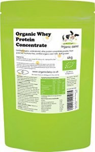 Organic Daisy Eiweisspulver