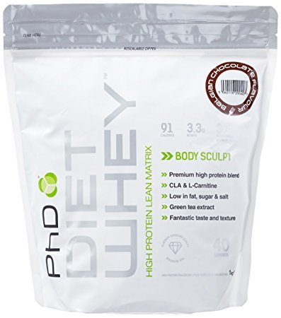 PHD Diet Whey - Belgian Chocolate