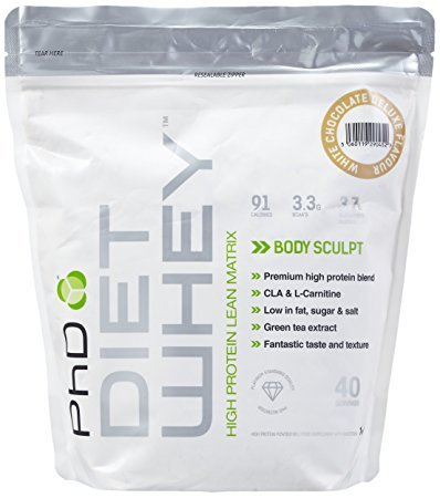 PHD Diet Whey White Choc