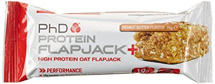 PHD Protein Flapjack Peanut Butter