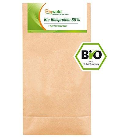 Piowald BIO Reisprotein