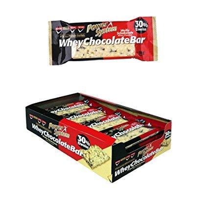 Power System Crispy Whey Chocolate Bar